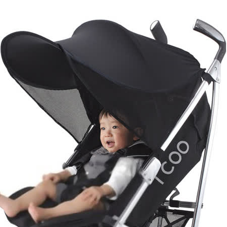 【Smart Start】 嬰兒推車 遮陽棚 防紫外線 防風罩