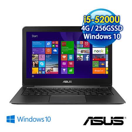 ASUS UX305LA-0081A5200U 13.3吋QHD Intel I5-5200U 極致輕薄美型旗艦機(黑)