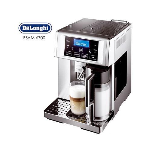 [Delonghi]  尊爵型全自動咖啡機 ESAM6700 贈上田/曼巴咖啡5磅