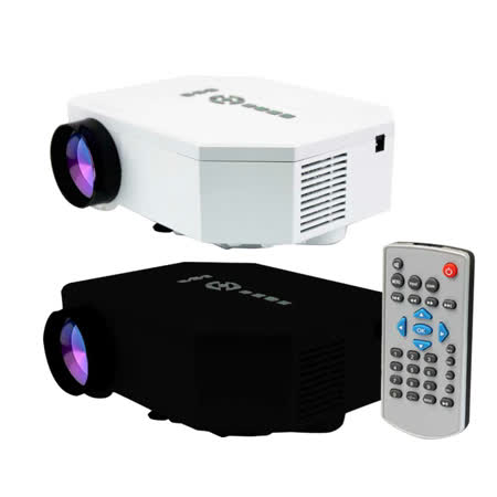 IS愛思 130吋微型投影機 支援HDMI輸入
