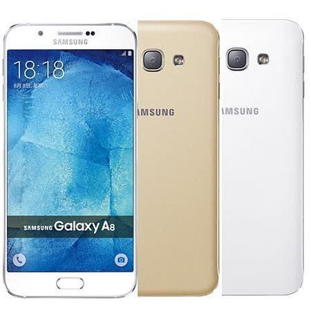 Samsung Gal台北 阪急 百貨axy A8 八核心5.7吋4G LTE全金屬雙卡薄型機