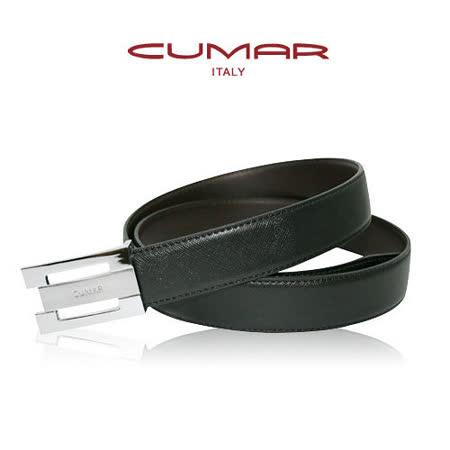 CUMAR精選休閒紳士皮帶0596-D9101-1