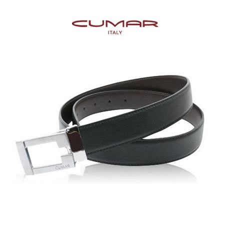 CUMAR精選休閒紳士皮帶0596-D9101-2