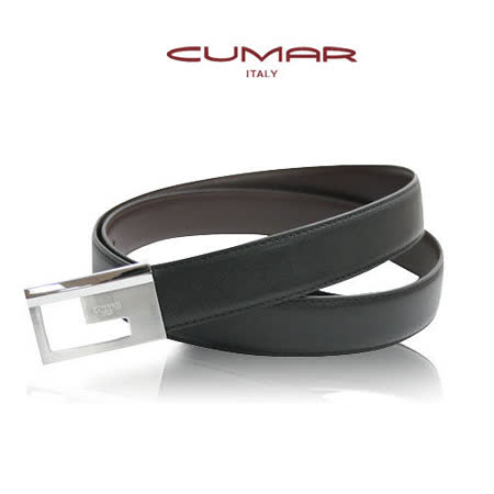 CUMAR精選休閒紳士皮帶0596-D9101-3