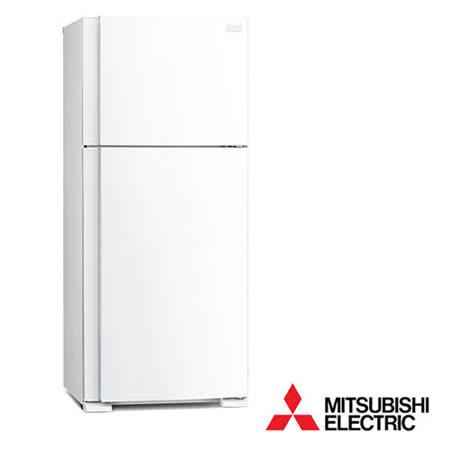 『MITSUBISHI』☆三菱 510L變頻2門電冰箱 MR-FT51EH
