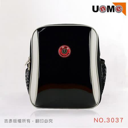 【UnMe】機能輕量設計書包(鏡黑)