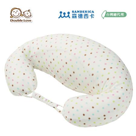日本Sandexica升級加長加厚+高機能產前孕婦枕 (側睡枕) 產後哺乳枕 寶寶學坐枕 支撐枕 多功能 兩用枕【FA0002】