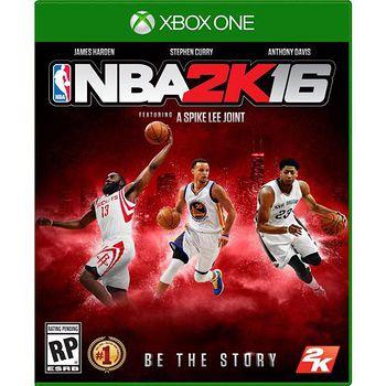 XBOX ONE NBA 2K16 亞洲中文版