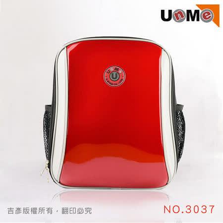 【UnMe】機能輕量設計書包(鏡紅)