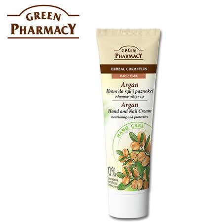 波蘭Green Pharmacy 摩洛哥堅果油滋養修護護手美甲霜