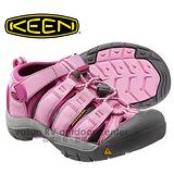 【KEEN】NEWPORT H2 新款 兒童涼鞋 透氣快乾專業登山健行護趾涼鞋.涼拖鞋.抗菌_粉紅/紫紅 1012315