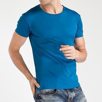 VALENTINO 范倫鐵諾型男涼感短袖衫2入 M-XL (混色出) M-XL