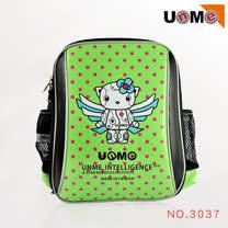 【UnMe】Robot飛天機器人後背書包(綠色)