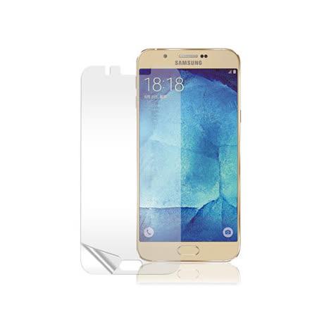 Monia 三星 Samsung Galaxy A8 高透光亮面耐磨保護貼