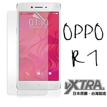 VXTRA  OPPO R7 高透光亮面耐磨保護貼