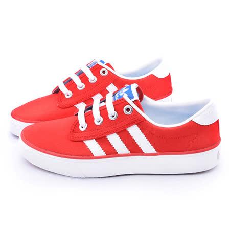 Adidas 女款 Kiel Casual休閒運動鞋M20323-紅