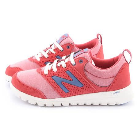 New Balance 女款 CUSH輕量彈性運動鞋WL315SP-紅