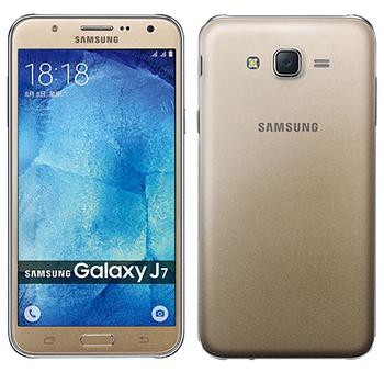 Samsung Galaxy J7 5.5吋八核4G雙卡智慧手機-贈9H鋼化玻璃保貼+傳輸線+專用皮套