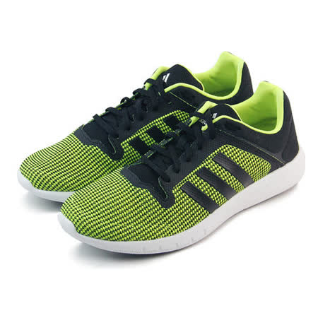 (男)ADIDAS CC FRESH 2 M 慢跑鞋 綠/黑-B22965