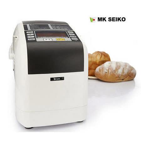 【送豪禮Oster 隨行果汁機】日本精工MK SEIKO數位全自動製麵包機HBK-150T
