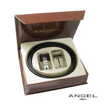 ANGEL雙頭皮帶禮盒組0566-50101-4