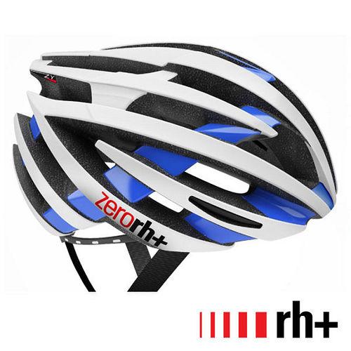 ZERORH 自行車安全帽 ZY系列 ^(白寶藍^) EHX6055 14
