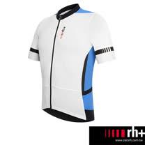 ZeroRH+ 義大利RACE專業自行車衣(男) ●黑/白、黑/紅、白/藍、黑/黃● ECU0283