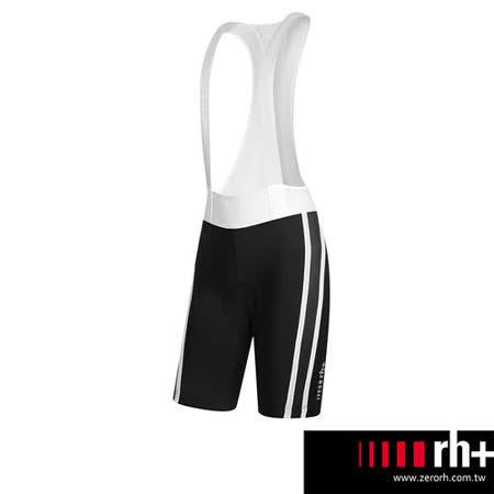 ZeroRH+ 義大利REVO競賽級專業吊帶自行車褲 (女) ●黑/白、全黑● ECD0294