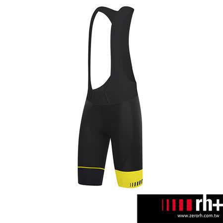 ZeroRH+ 義大利專業競賽級DUAL CELL自行車褲(男) ●黑色、黑/黃、白/黑● ECU0312