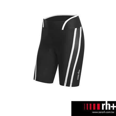ZeroRH+ 義大利REVO競賽級專業自行車褲 (女) ●黑/白、全黑● ECD0295