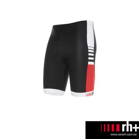 ZeroRH+ 義大利LEGEND專業平口自行車褲 ●黑/白、紅色、黑色● ECU0166