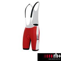 ZeroRH+ 義大利Legend專業吊帶自行車褲 ●黑/白、紅色、黑/黃、黑/綠、黑/橘● ECU0165