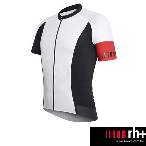 ZeroRH 義大利 競賽級DUAL CELL自行車衣^(男^) ~黑色、黑黃、白色~ E