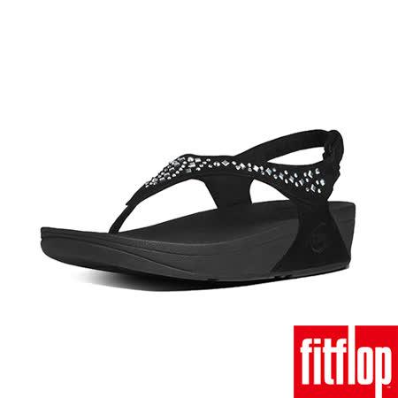 FitFlop™- (女款)NOVY™ SANDAL-靓黑