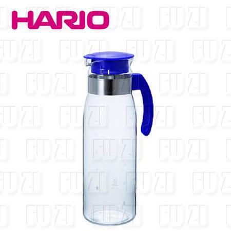 日本HARIO 耐熱抗菌玻璃冷水壺-1400ml