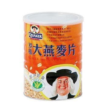 【(衛署健食字第A00011號)桂格即沖即食大燕麥片700g+100g免費送給您】