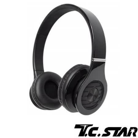 T.C.STAR TCE8767頭戴耳機麥克風
