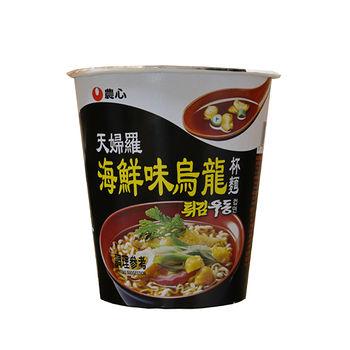 農心天婦羅海鮮烏龍杯麵 62g