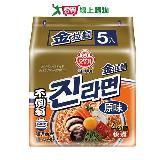 韓國不倒翁金拉麵原味 120g*5