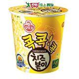 韓國不倒翁起司風味乾拌杯麵 55g