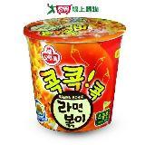 韓國不倒翁辣炒年糕乾拌杯麵 65g