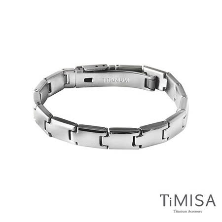 【TiMISA】智鍺之鍊 純鈦鍺手鍊