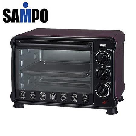 【好物分享】gohappy 線上快樂購『SAMPO』聲寶 18公升 電烤箱 KZ-PU18/KZPU18好嗎遠東 百貨 年 中 慶