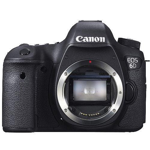 Canon EOS 6D 單機身全片幅單眼相機^(中文平輸^)