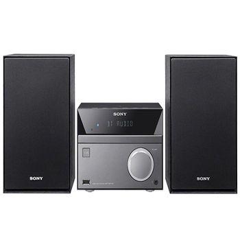 SONY藍芽床頭音響CMT-SBT40D