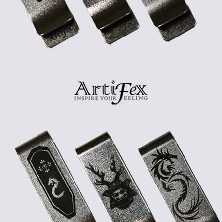【ArtiFex】 武士隨意夾-六入組