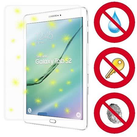 D&A Samsung Galaxy Tab S2 8.0 Wi-Fi版日本原膜螢幕貼(NEW AS玻璃奈米型)