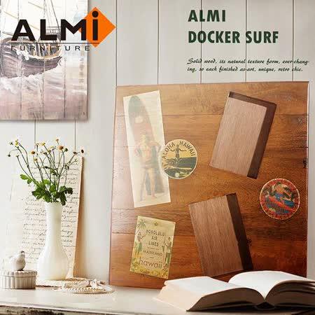 【ALMI】DOCKER SURF- PHOTO FRAME LARGE造型相框