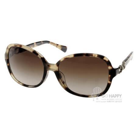 【好物分享】gohappy 線上快樂購COACH太陽眼鏡 時髦雙C扣環款 (淺琥珀) #COS8123F 517513效果如何遠 銀 官網 首頁