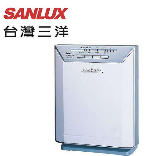 【台灣三洋 SANLUX】負離子空氣清淨機ABC-M5